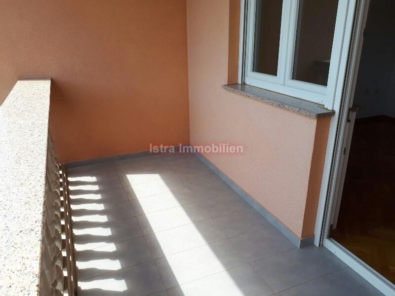 Appartamento medulin 52 m2 su un unico piano nuovo 1 for Piani appartamento 1 camera da letto