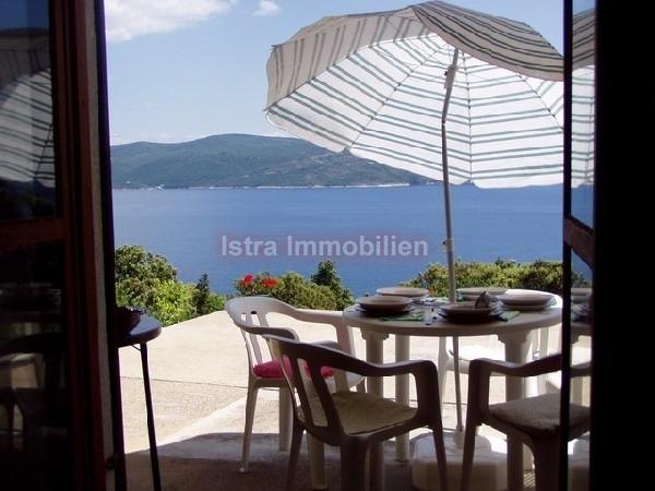 Kuća:samostojeća kuća u Istri , 470 m2,  prvi red do mora