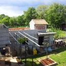 Istra, Medulin. Samostojeća kuća na parceli 930m2 po super  cijeni