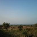 Vodnja-Bale, zemljište 4000 m2 sa pogledom na more