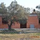 Fažana Samostojeća roh-bau kuća 150 m. od plaže