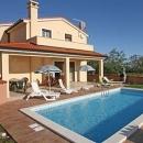 Marèana neue Haus mit Pool