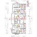 Medulin - apartman 29 m2, 2 kat, pogled na more