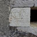 kuća: stara kamena kuća u blizini Poreča