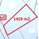 Bibići- građevinsko zemljište 1459 m2