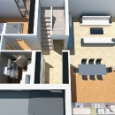 Pula moderna kuća vila  s pogledom na more  prodaja  PRILIKA