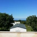 Peroj, casetta indipendente su un terreno 1400m2 con una bellissima vista sul mare