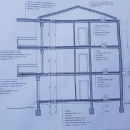 Štinjan blizina Fažane novi stan 70 m2 u izgradnji