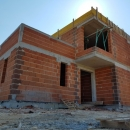 Fažana, Galižana prodaja, nova kuća u izgradnji