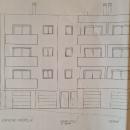 Pula, centar novi stanovi 58 m2, 1 kat
