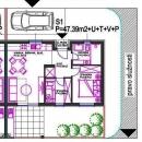 Barbariga - prizemna kuća 56 m2