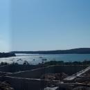 Medulin,fantastični apartmani u izgradnji, pogled more
