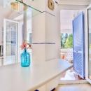 Barbariga- apartman 43 m2, na 1. katu, 300 metara od plaže