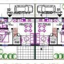 Barbariga - nova kuća prizemlje + kat,  veličine  70 m2