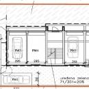 Stan u Puli , novi stan 59 m2, 1 kat + garaža
